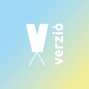 verzió logo